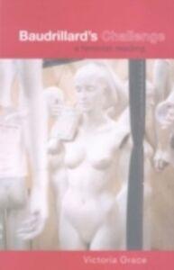 Foto Cover di Baudrillard's Challenge, Ebook inglese di Victoria Grace, edito da Taylor and Francis