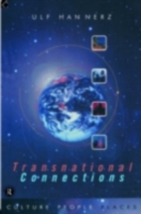 Ebook in inglese Transnational Connections Hannerz, Ulf