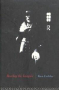 Ebook in inglese Reading the Vampire Gelder, Ken