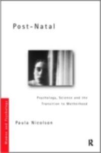 Foto Cover di Post-Natal Depression, Ebook inglese di Paula Nicolson, edito da Taylor and Francis