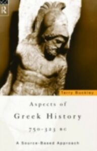 Ebook in inglese Aspects of Greek History 750-323BC Buckley, Terry