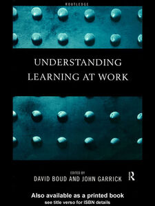 Ebook in inglese Understanding Learning at Work