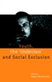 Youth, The 'Underclass'and Social Exclusion