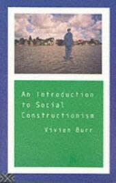 Introduction to Social Constructionism