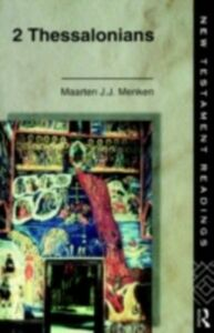 Ebook in inglese 2 Thessalonians Menken, Maarten J.J.