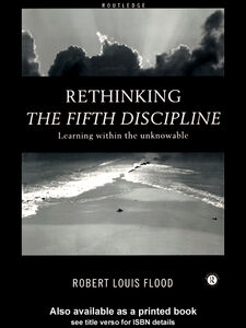 Foto Cover di Rethinking The Fifth Discipline, Ebook inglese di Robert Louis Flood, edito da
