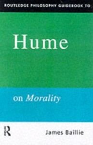 Ebook in inglese Routledge Philosophy GuideBook to Hume on Morality Baillie, James