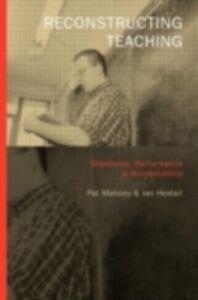 Foto Cover di Reconstructing Teaching, Ebook inglese di Ian Hextall,Pat Mahony, edito da Taylor and Francis