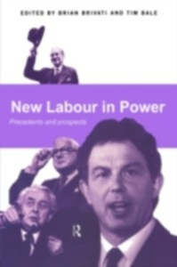 Ebook in inglese New Labour in Power -, -