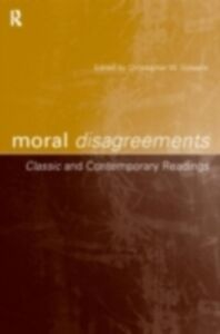 Foto Cover di Moral Disagreements, Ebook inglese di  edito da Taylor and Francis