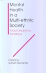 Ebook in inglese Mental Health in a Multi-Ethnic Society -, -