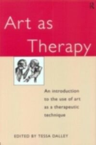 Ebook in inglese Art as Therapy