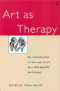 Ebook in inglese Art as Therapy -, -