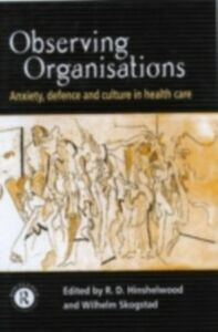 Foto Cover di Observing Organisations, Ebook inglese di  edito da Taylor and Francis