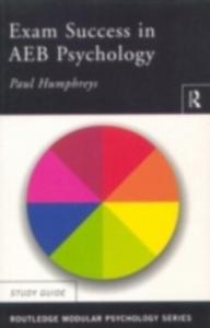 Ebook in inglese Exam Success in AEB Psychology Humphreys, Paul