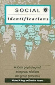Ebook in inglese Social Identifications Abrams, Dominic , Hogg, Michael A.