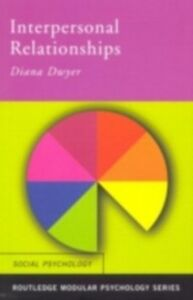 Ebook in inglese Interpersonal Relationships Dwyer, Diana