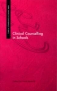 Foto Cover di Clinical Counselling in Schools, Ebook inglese di  edito da Taylor and Francis