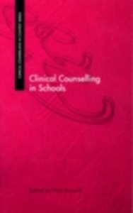 Ebook in inglese Clinical Counselling in Schools -, -