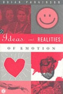 Foto Cover di Ideas and Realities of Emotion, Ebook inglese di Brian Parkinson, edito da Taylor and Francis
