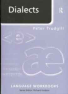 Ebook in inglese Dialects Trudgill, Peter