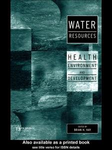 Foto Cover di Water Resources, Ebook inglese di Brian Kay, edito da