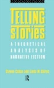 Ebook in inglese Telling Stories Cohan, Steven , Shires, Linda M.