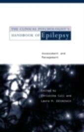 Clinical Psychologist's Handbook of Epilepsy