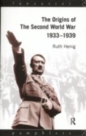 Origins of the Second World War 1933-1939