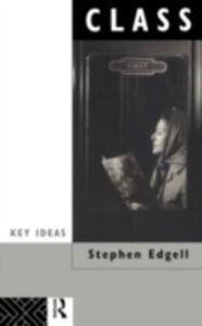 Ebook in inglese Class Edgell, Stephen