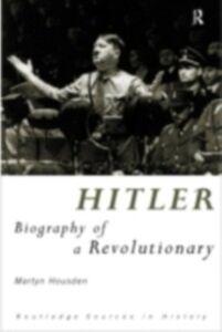 Ebook in inglese Hitler Housden, Martyn