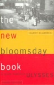 Foto Cover di New Bloomsday Book, Ebook inglese di Harry Blamires, edito da Taylor and Francis