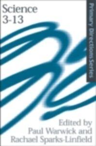 Ebook in inglese Science 3-13