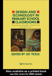 Ebook in inglese Design And Technology In Primary School Classrooms -, -