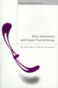 Ebook in inglese Adult Attachment and Couple Psychotherapy