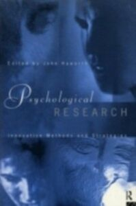 Ebook in inglese Psychological Research Haworth, John