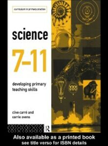 Ebook in inglese Science 7-11 Carre, Clive , Ovens, Carrie