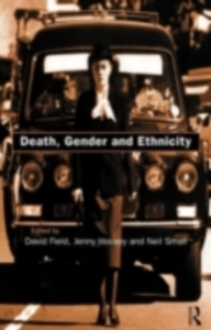 Ebook in inglese Death, Gender and Ethnicity -, -