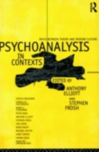 Ebook in inglese Psychoanalysis in Context -, -