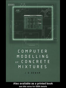 Foto Cover di Computer Modelling of Concrete Mixtures, Ebook inglese di Joe Dewar, edito da