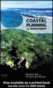 Ebook in inglese Coastal Planning and Management Alder, Jacqueline , Kay, Robert