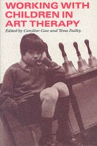 Ebook in inglese Working with Children in Art Therapy