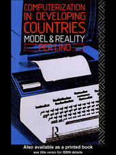 Computerization in Developing Countries