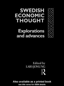Ebook in inglese Swedish Economic Thought