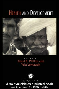 Ebook in inglese Health and Development -, -