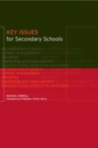 Ebook in inglese Key Issues for Secondary Schools Farrell, Michael