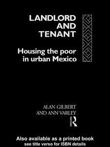 Ebook in inglese Landlord and Tenant Gilbert, Alan , Varley, Ann