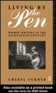 Ebook in inglese Living by the Pen Turner, Cheryl