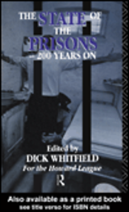 Ebook in inglese The State of the Prisons - 200 Years On