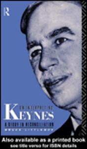 Ebook in inglese On Interpreting Keynes Littleboy, Bruce